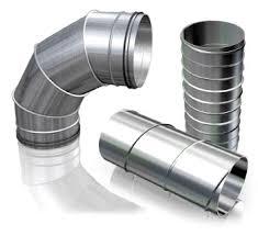 Вентиляция (воздуховоды) круглого сечения