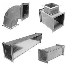 Вентиляция (воздуховоды) прямоугольного сечения